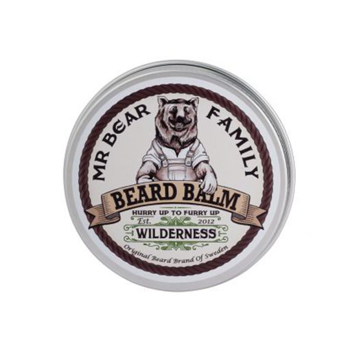 Mr Bear Family – skäggbalsam, Wilderness 60ml
