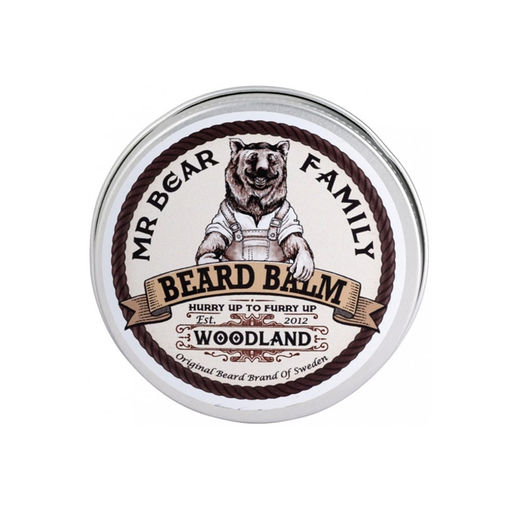 Mr Bear Family – skäggbalsam, Woodland 60ml