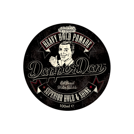 Dapper Dan Heavy Hold Pomada 100ml