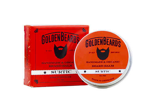 Golden Beards Surtic – skäggbalsam - 30ml