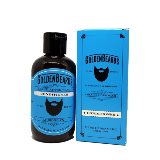 Golden Beards balsam för skäggtvätt - 100ml