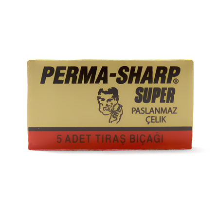 Perma Sharp rakblad - 5 st