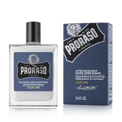 Proraso – aftershavebalsam - Azur lime - 100ml