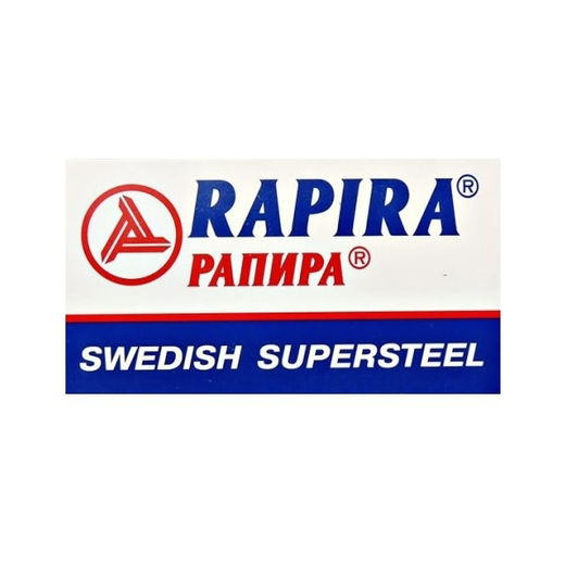 Rapira Swedish Supersteel rakblad - 5 st