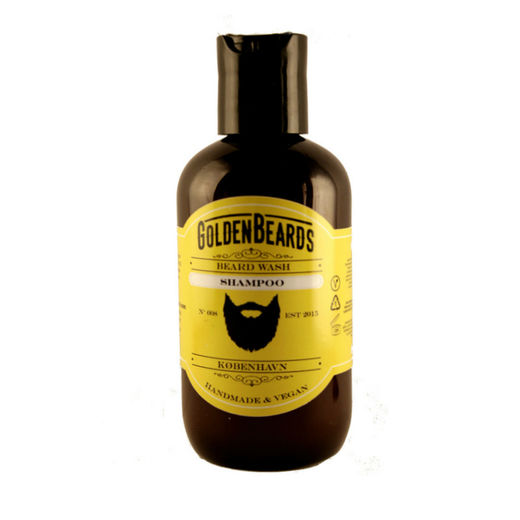 Golden Beards skäggschampo - 100ml